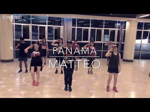 ปานามาไทยแลนด์ ซุมบ้า   Panama by Matteo   Choreography by Zin™ Mart - YouTube