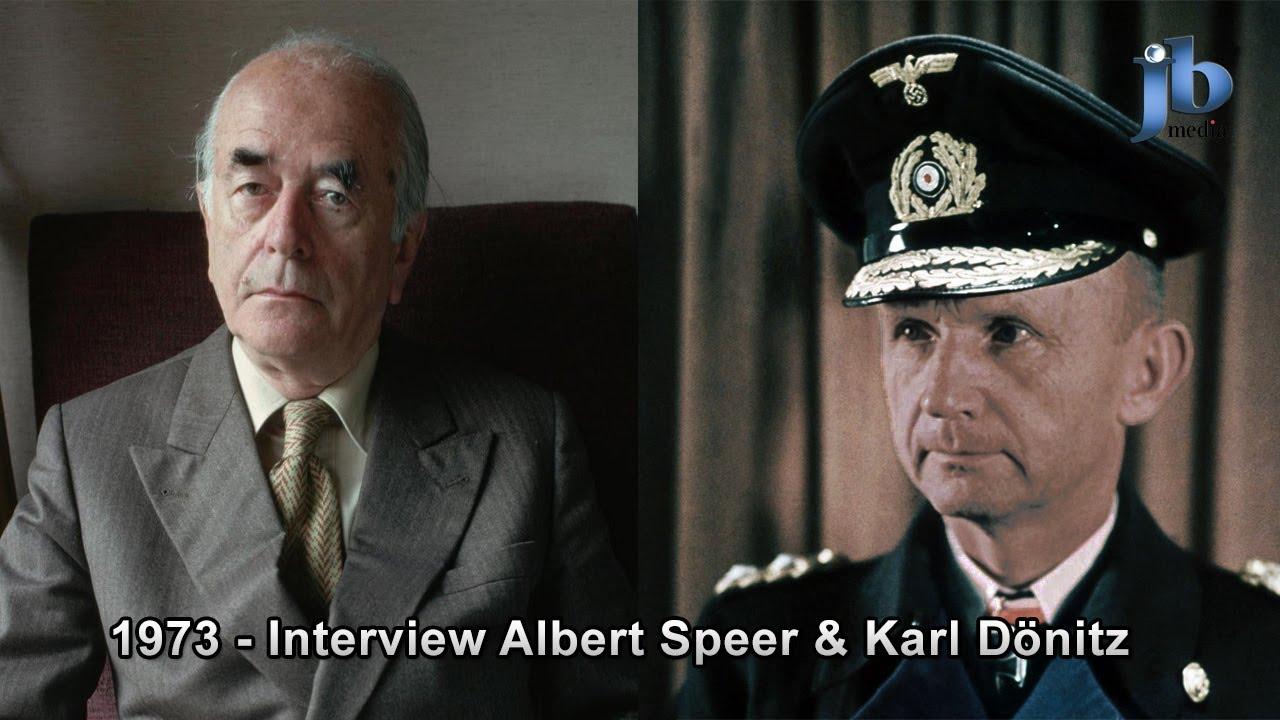 1973 - Interview Albert Speer & Karl Dönitz