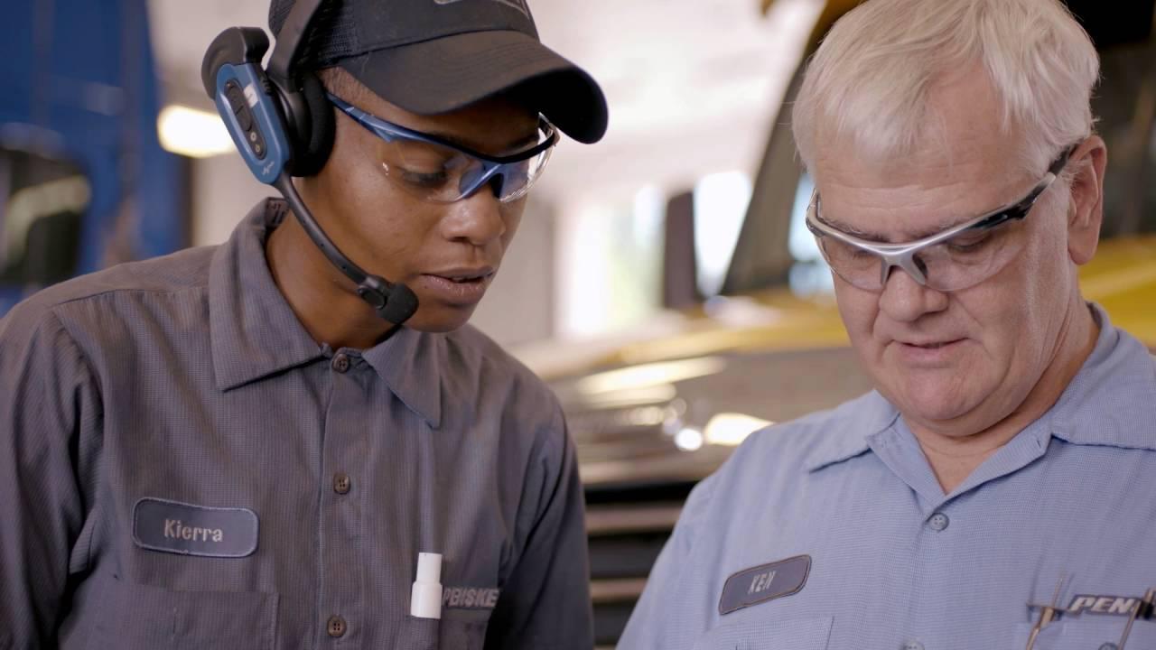 Penske Truck Leasing Fleet Maintenance
