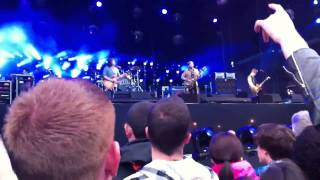 Kings of Leon-Revelry live @ Slane Castle 2011