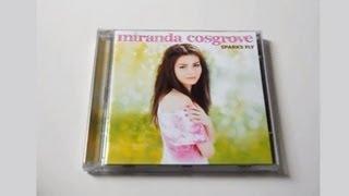 Miranda Cosgrove - Sparks Fly (EP) - Importado