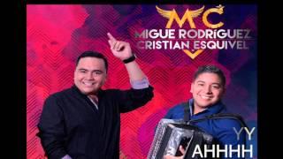EL AMOR SE HA IDO MIGUE RODRIGUEZ & CRISTIAN ESQUIVEL VIDEO LYRIC