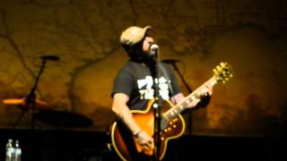 Aaron Lewis - Rooster (Alice In Chains cover) - Sovereign Center, Reading, PA-2/15/13