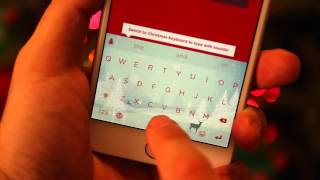 Christmas keyboard sounds may not be the most usable, but are way too much fun