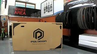 Merakit Sepeda Polygon Premiere 4