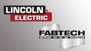 Lincoln Electric's Fume Control Solutions at FABTECH 2015