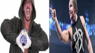 Aj Styles and Dean Ambrose Mashup