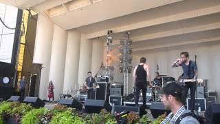 Mona - Shooting The Moon - Live @ Lollapalooza 2012 8/5/12 (7 of 10)