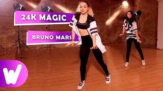 Bruno Mars – 24K Magic | Coreografía