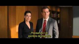 The proposal A proposta Trailer LEGENDADO