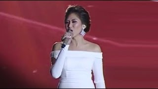 Sarah Geronimo sings 'Maybe This Time' at the Box Office Awards 2014