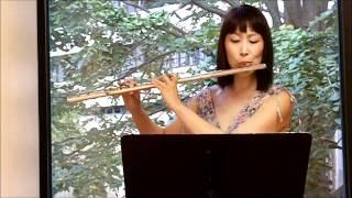 Flute Toot-orial: Etude in d minor (Andersen, Carl Joachim 1847-1909)  (LMEA 2015-2016,ASBOA Set II)