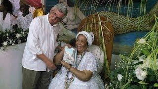 Festa de 12 anos de celebração da Yalorixá Mãe Carmen do Gantois