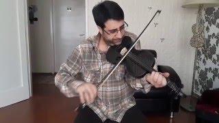 Baki Kemancı - Karbonfiber Kemanlar / Carbonfiber Violins