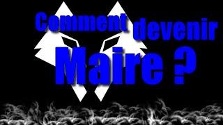 DarkRP - Serveur AIEKILLU - Comment devenir Maire ? By ZerTeK