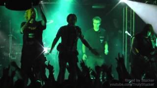 Fear Factory - Cyberwaste (St.Petersburg, Russia, 31.08.2013) FULL HD