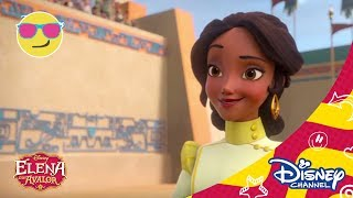 Elena din Avalor - Lovitura zburătoare. Doar la Disney Channel!