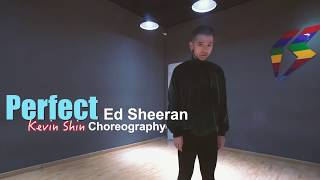 Ed Sheeran - Pefect |  Jazz Kevin Shin Choreography