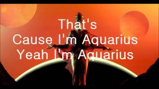 Metronomy- I'm Aquarius lyrics