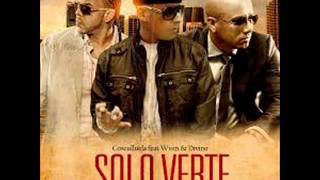 Solo Verte (Official Remix) Coscullela FT Wisin Y Divino