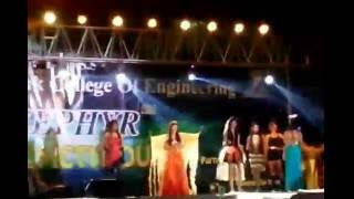 Indian College Creativity - Fashion Show ( Angels Theme )