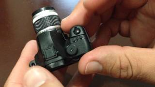 VENDINHADOLUKA - Chaveiro Câmera fotográfica Som e Led