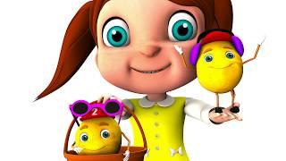 One Potato, Two Potatoes | Kindergarten Nursery Rhymes & Kids Song  by Little Treehouse S03E126