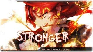 Nightcore - Stronger