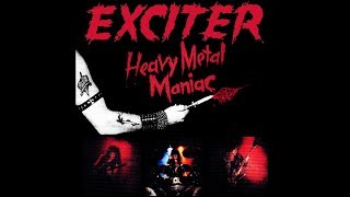 Exciter - Cry Of The Banshee [1983]