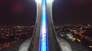 Stade Olympique Drone - Montréal