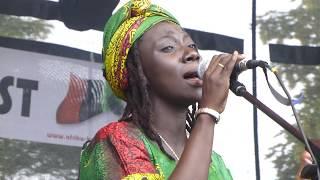 Mariama - Vieux & Band live - Cisse Manding Mory - 24.06.2018 - Afrikanisches Kulturfest Frankfurt width=