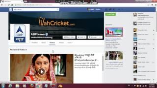 How to dwonload  facebook videos to your computer [Hindi/Urdu] width=