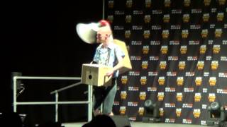 Guru-Guru (Legend of Zelda: Ocarina of Time) - Sunday Masquerade - MCM London Comic Con May 2013