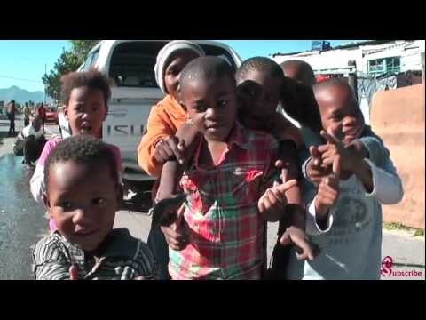 Township Tour – Khayelitsha (South Africa – Capetown) PART TWO