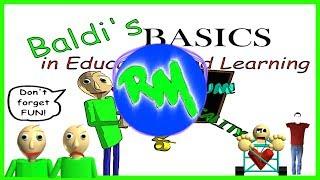 """""""BALDI'S BASICS"""" [Menu Music Remix!] -Remix Maniacs"""