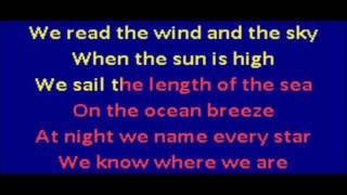 Moana - We Know The Way - Instrumental / Karaoke Version - Lin-Manuel Miranda, Opetaia Foa'i