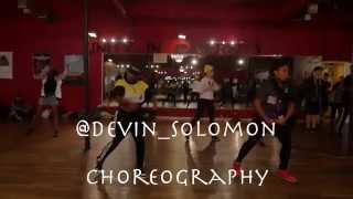 [Class Footage] @devin_solomon choreography | RUBY - @villettedasha @TroySamuela @DanceMillennium