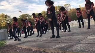 Eggplant- PapermakerAstar & DJflex (dance video) Choreographed by Trendsettastacy Dancers:D'Afrique