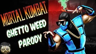 Mortal Kombat In The Hood : Quick Stop    ANIMATION