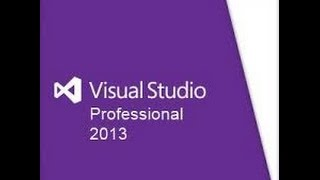 How to download Visual Studio 2013 Professional Full For Free width=