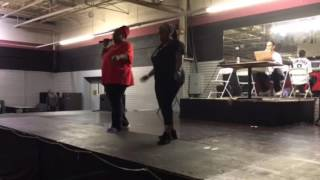 Holding On Line Dance - Workshop Recap (Capricorn Bash 2017)