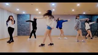 GFRIEND Time For The Moon Night X Rough (dance mashup)