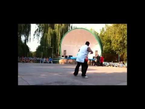 Ukraine Demo Wushu/Kung Fu