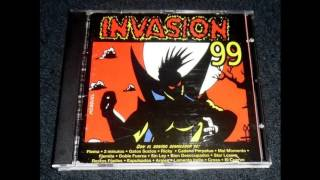 Invasion 99 - 04 - Reptil Dominador - Cross