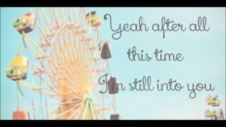 Still Into You - Paramore (lyrics)