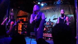 Drowning Pool - Sinner in the City Club of Houma