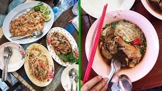 Thai Street Food at Chatuchak Weekend Market