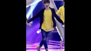 "[Mark Fancam(직캠)] GOT7 ""Fly"" Stage @ MBC Show! Music Core"