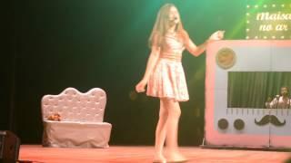 Maisa Silva - Flor do Reggae - Maisa no Ar - Teatro Coliseu - Santos