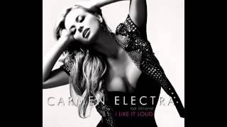"""Carmen Electra Feat. Bill Hamel """"I Like It Loud"""" Full Song"""